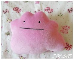 Ditto Plush by d215lab