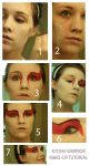 Kyoshi Warrior Tutorial Part 2 by dangerousladies