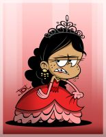 11-Year Quinceanera by JaviDLuffy