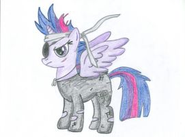 Future Alicorn Twilight Sparkle by aj0joe