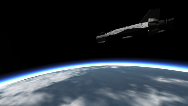 KSP- Welcome to space... by Jm764