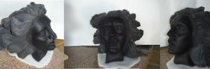 Escultura Medusa Sculpture by jc2500
