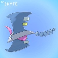 064: Skyte by SteveO126