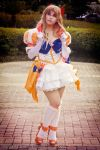 NoFlutter Sailor Venus Pose by HollyGloha