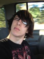Never thought glasses/lip ring would look half bad by DarkendDrummer