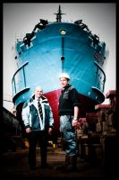 Shipyard II by Michelano