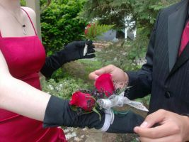 Corsage by smilealexandra
