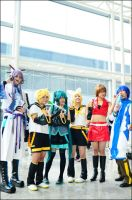 COSPLAY VOCALOID by NarutokingdoM