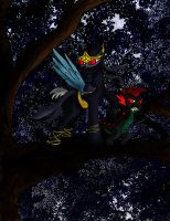 Shadow: Assassination is Magic by Midnight-Cobra