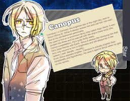 Canopus by ROSEL-D