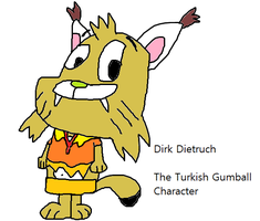 Dirk Dietruch by TannerxDelia