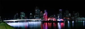 Brisbane Panorama by monojam