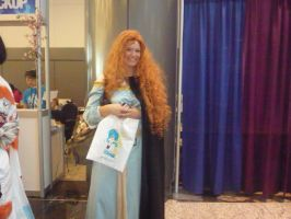 Merida by PartyRockingPikachu