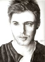Jensen Ackles by Taiel