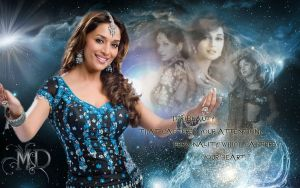 Madhuri Dixit wallpaper by VelkokneznaMaria
