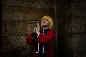 FMA: His Kind of Prayer by SkywingKnights