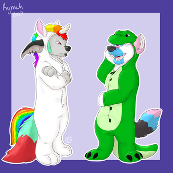 Looks so silly (c) by Kymahwolf