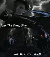 Join the Dark Side by WildChildWithAFlower