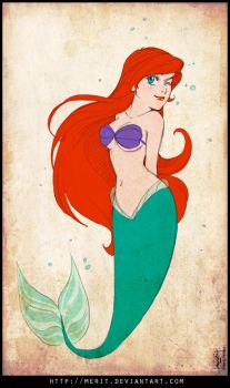 What are you up to Ariel by merit