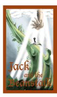 Jack and the Beanstalk Cover by blackcat906