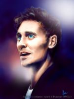 HAPPY BIRTHDAY Tom Hiddleston - Star by riotfaerie