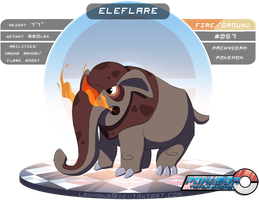 #057: Eleflare by Lanmana