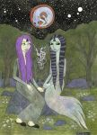 Meeting Under an Animal Moon by bethywilliams