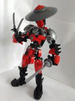 bionicle: dishonor by CASETHEFACE