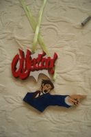 Objection Ornaments x2 by MagicalMegumi