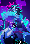 COOL CRUSH BLUE by can9ne