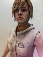 Heather Mason - Silent Hill 3 by JhonyHebert