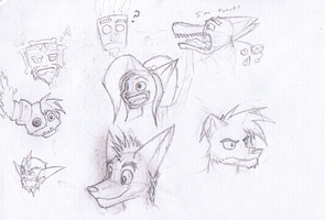 Bandicoot Stuff by Racesolar