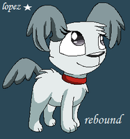 Pound Puppies: Rebound by lopez765