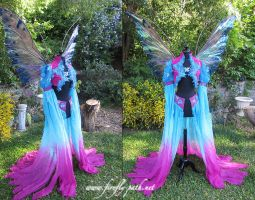 Tropic Fairy Progress by Lillyxandra