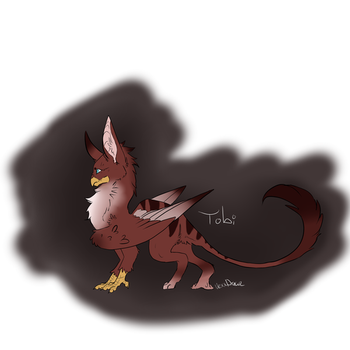 Tobi The Griffin by I-IaloVVolves