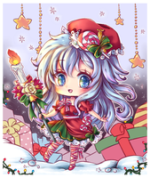 CM: Holiday Lucily by Candy-DanteL