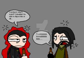 Drunk Conversations by Queen-of-the-Undead6