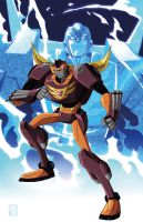More Than Meets The Rodimi by dyemooch