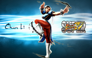 Super Street Fighter 4 Chun Li by CrossDominatriX5