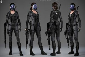 Resident Evil's Lupo's Body 1 by ANKOBROWN