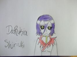 DaRukia Colored by AlyHisanaKurosaki16
