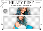 +Hilary Duff // Photopack Png 52. by AestheticPngs