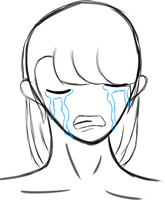 Crying-animation by Notebook-Queen