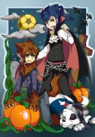 happy halloween 2011 by mr-tiaa