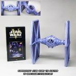 Papercraft Star Wars TIE-fighter release! by ninjatoespapercraft