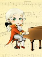 Chibi composer by Fiorina-Artworks