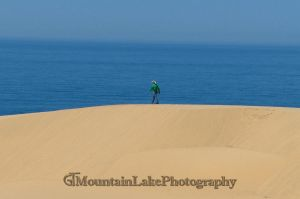 On The Dune by OneofakindKnight