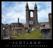 Scotland - St Andrews 2 by dark-spider