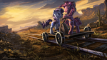 Far Away From Home by Huussii