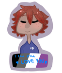 Ace Pride Week: I can still love you by CrypticLore